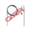 西安温度仪表厂WRNK-191铠装热电偶参数、规格及选型