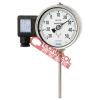 远传信号温度计 TGT73 带电信号输出的汽包式温度计