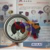 青岛wika电接点压力表PGS23.100压力表开关 机械式