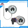 WIKA电接点温度计TGS73不锈钢气包式温度计威卡温度开关